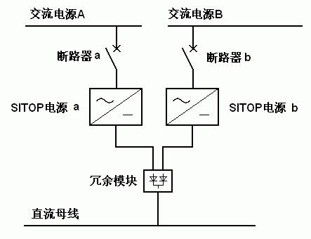 深圳西门子plc|西门子plc|sitop直流稳压电源的冗余,增容及并联连接